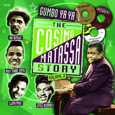Volume 2 Cosimo Matassa Story